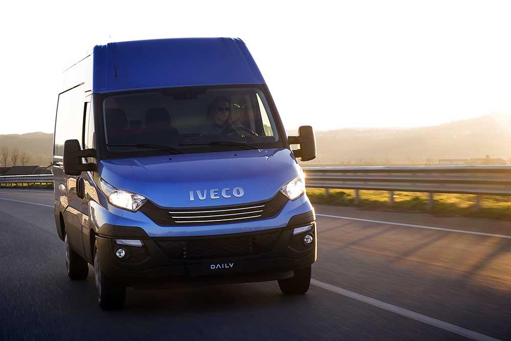 Iveco Daily Euro 6 și-a făcut debutul pe piață