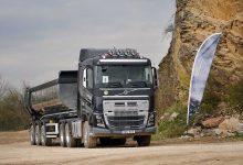 Volvo Trucks stabilește noi standarde în construcții