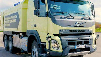 Volvo Trucks a testat cu succes un Volvo FMX complet autonom