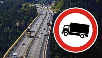 Austria confirmă interdicția sectorială a camioanelor