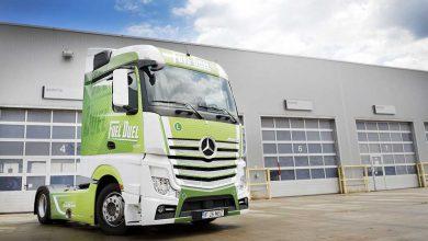 Mercedes-Benz Actros a câștigat Green Truck Award 2016