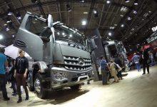 Noi versiuni disponibile pentru Mercedes-Benz Arocs