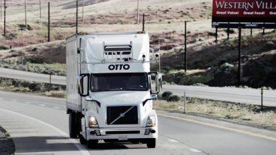 Otto, compania care produce camioane autonome
