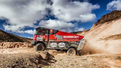 O nouă victorie pentru Renault Trucks K în Libya Rally 2016