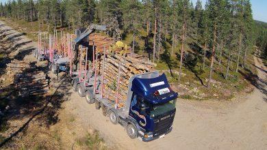 Finlanda permite utilizarea camioanelor de 84 tone