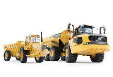 Camioanele articulate Volvo au împlinit 50 de ani