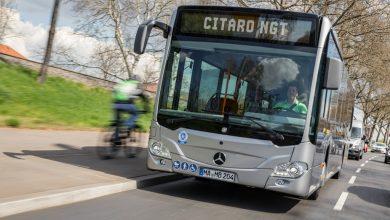 82de autobuze Mercedes-Benz Citaro NGT pentru EMT Madrid