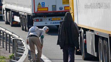 Ciocniri între poliția franceză și emigranți la Calais