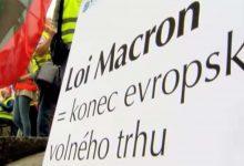 Speriați de Legea Macron, transportatorii cer ajutorul autorităților