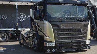 Scania Chimera adusă în premieră în România