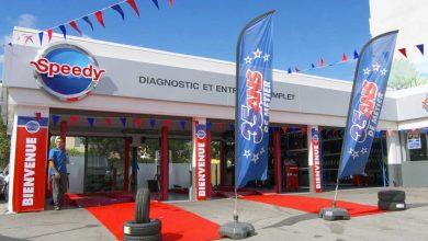 Bridgestone achiziționează rețeaua Speedy France