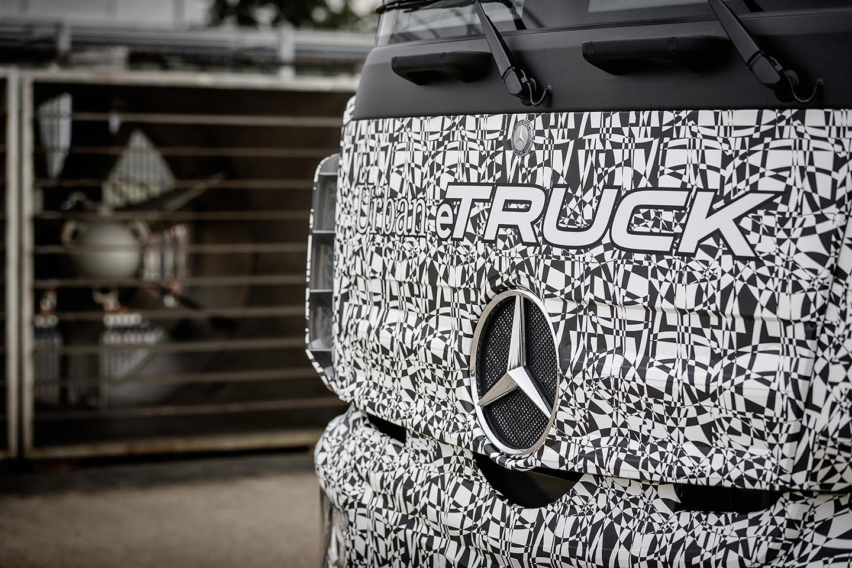 Mercedes-Benz Urban eTruck revoluționează segmentul camionelor electrice