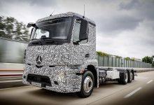 Urban eTruck, primul camionul electric de 26 tone cu autonomie de 200 km