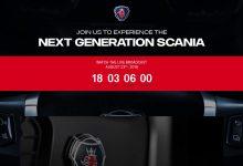 Urmărește ÎN DIRECT lansarea noii generații Scania