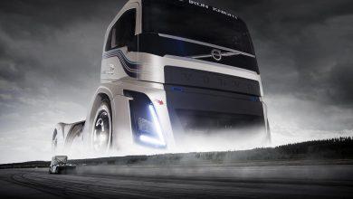 Iron Knight cu I-Shift Dual Clutch este cel mai rapid camion din lume