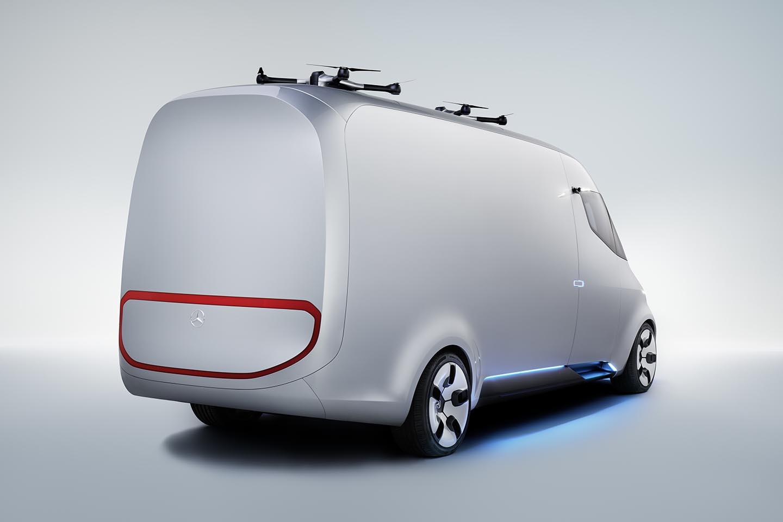 Vision Van, vehiculul electric care va revoluționa livrările expres