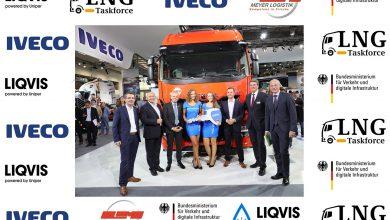 Iveco Stralis NP este primul camion alimentat cu LNG din Germania