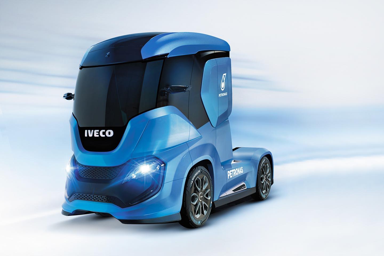 Iveco Z Truck, conceptul de camion nepoluant și autonom al italienilor