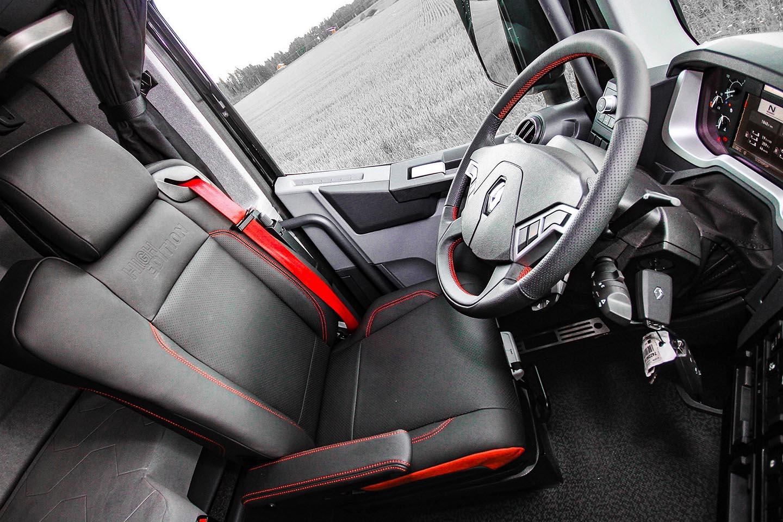 Renault Trucks a lansat ediția specială T High Edition