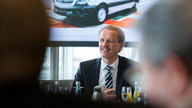 Interviu cu Volker Mornhinweg, șeful Mercedes-Benz Vans