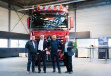 Rontransmar este primul client de Arocs 4163 SLT din România