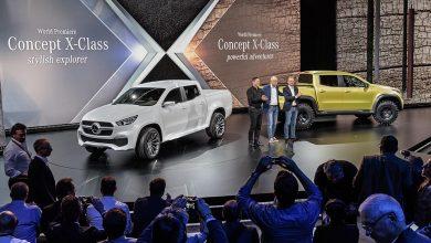 Mercedes-Benz X-Class, primului pick-up din istoria mărcii germane