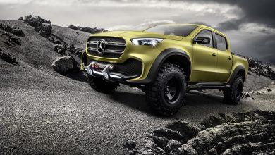 Mercedes-Benz Clasa X va fi puternic, confortabil și sigur