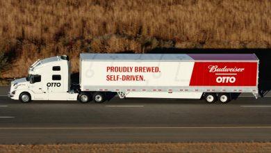 Budweiser, prima marfă din lume livrată de un camion autonom