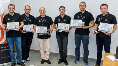 Ei sunt cei mai buni tehnicieni Mercedes-Benz Global TechMasters