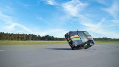 Nokian Tyres și Vesa Kivimäki au stabilit un nou record mondial