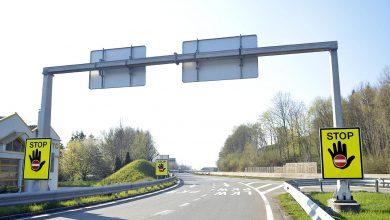 Șofer de camion român pe contrasens în Italia