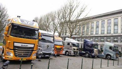 Probleme pentru producători de camioane amendați de Comisia Europeană