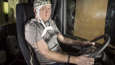 Scania citește activitatea cerebrală pentru a crește siguranța