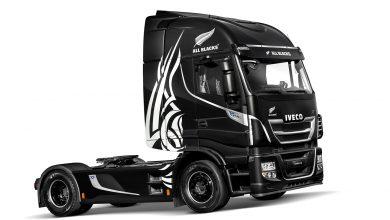 "Iveco Stralis XP All Blacks ""Emotional Truck"""