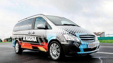 Vehiculele comerciale ale viitorului în viziunea Magna