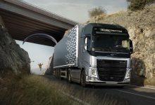 Lanțul cinematic Volvo Trucks evidențiat în filmul 'The Flying Passenger'