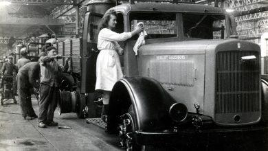 Un secol de producție a fabricii Renault Trucks din Lyon