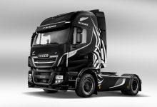 "Stralis XP All Blacks ""Emotional Truck"" vândut cu suma de 130.500 euro"