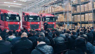 Italienii de la Torello au achiziționat 200 de Mercedes-Benz Actros