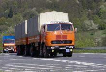 Turul Germaniei la volanul unor camioane istorice