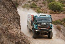 Camioanele Iveco prezente în Dakar 2017