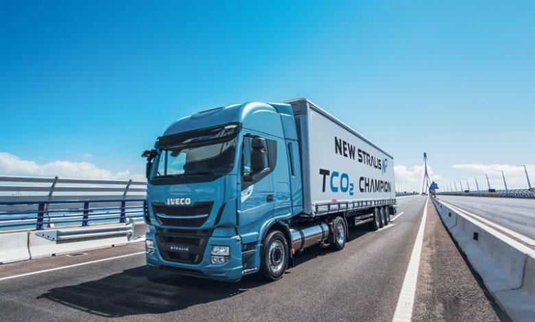 """Iveco a fost desemnat cel mai """"verde"""" producător de camioane în Marea Britanie"""
