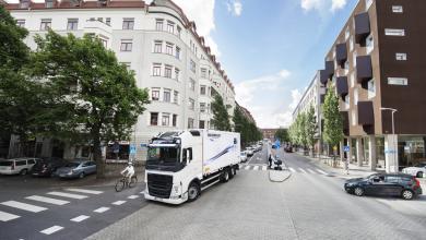 Camioanele periculoase pentru bicicliști vor fi interzise în Londra