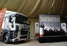 Cefin Trucks devine importator exclusiv al Ford Trucks în România