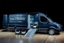 Mercedes-Benz Vans revoluționează piața de curierat expres