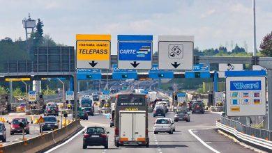 Italia. Majorări ale taxelor de autostradă cuprinse între 0.77% și 7.88%