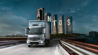 Mercedes-Benz Antos, soluția optimă pentru distribuţia mărfurilor grele