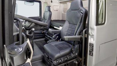 În viitor, camioanele MAN vor fi echipate cu scaune RECARO