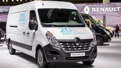 Renault Master Z.E. și Kangoo Z.E. întregesc oferta electrică a lui Renault Pro+