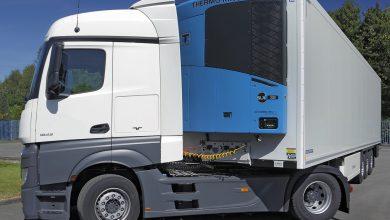 Thermo King a introdus tehnologia hibridă în transportul cu frig